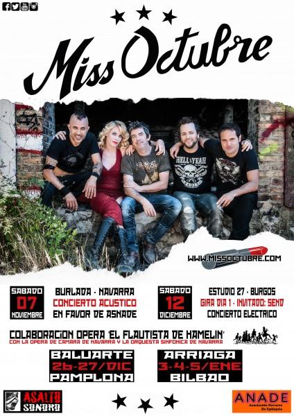 Cartel Miss Octubre2